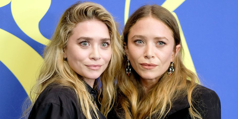 Mary-Kate and Ashley Olsen Are Look-a-Likes in Leather at the Met Gala
