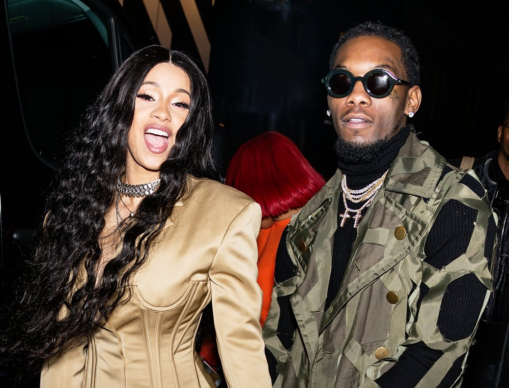 Cardi B Gives Offset A Lap Dance Onstage At Bet Awards: Cardi B Gives Husband Offset Second Chance, But Only On