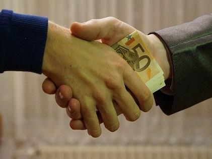 borrowing money'