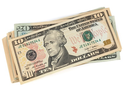 money dollar banknotes