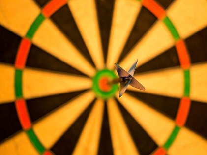 target focus goal hit