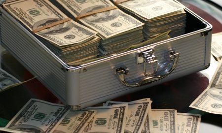 cash money dollars case